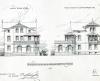 Hausansicht der Villa um 1902, Quelle: Stadtarchiv Stuttgart.